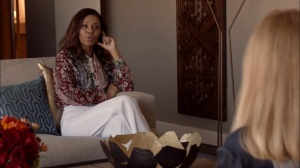 South Carolina- Kemi Talbot speaks with Amy and Jonah- Veep, HBO