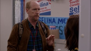 South Carolina- Mike has a message for Selina- Veep, HBO