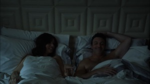 South Carolina- Selina and Dan in bed- Veep, HBO