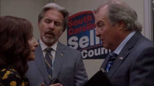 South Carolina- Selina, Ben, and Kent discuss the Chinese- Veep, HBO