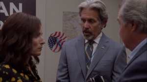 South Carolina- Selina, Kent, and Ben discuss the Chinese President's intentions- Veep, HBO