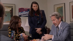 South Carolina- Team Selina goes over how to attract voters- Veep, HBO