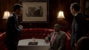Super Tuesday- Dan introduces Richard to Sidney Purcell- Veep, HBO