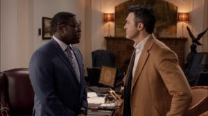 Super Tuesday- Dan working with Richard- Veep, HBO