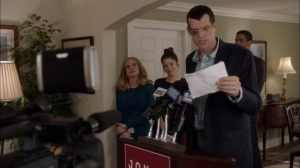 Super Tuesday- Jonah reads from his birth certificate- Veep, HBO