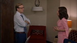 Super Tuesday- Keith confirms that Selina wanted him to take care of Andrew- Veep, HBO