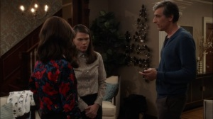 Super Tuesday- Marjorie reveals to Selina and Andrew that she wants to marry Catherine- Veep, HBO