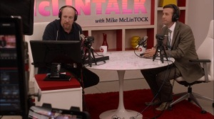 Super Tuesday- Mike hosts Buddy Calhoun on his podcast- Veep, HBO