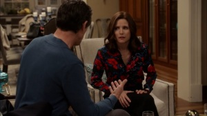 Super Tuesday- Selina learns about Andrew's ties to the Chinese- Veep, HBO