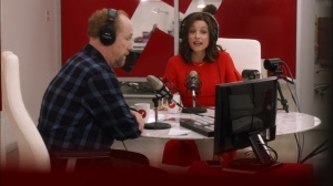 Super Tuesday- Selina talks with Mike about Kemi Talbot's husband- Veep, HBO