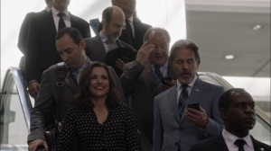 Super Tuesday- Team Selina arrives in the South- Veep, HBO