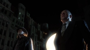 The Beginning- Alfred talks about light in the darkness- Gotham, Fox