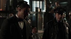 The Beginning- Alvarez and his bow tie- Gotham, Fox