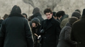 The Beginning- Bruce arrives at his destination- Gotham, Fox