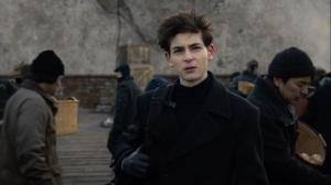 The Beginning- Bruce Wayne travels- Gotham, Fox