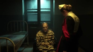 The Beginning- Ecco tells Jeremiah that their cover is blown- Gotham, Fox