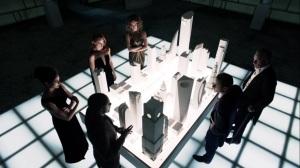 The Beginning- Gotham City model- Gotham, Fox