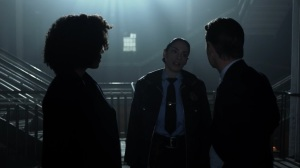 The Beginning- Harper and Jim learn that Mayor James is missing- Gotham, Fox