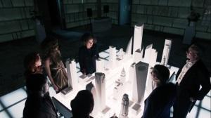 The Beginning- Harper tells Jim that Harvey has been ordered to be sent to Blackgate- Gotham, Fox