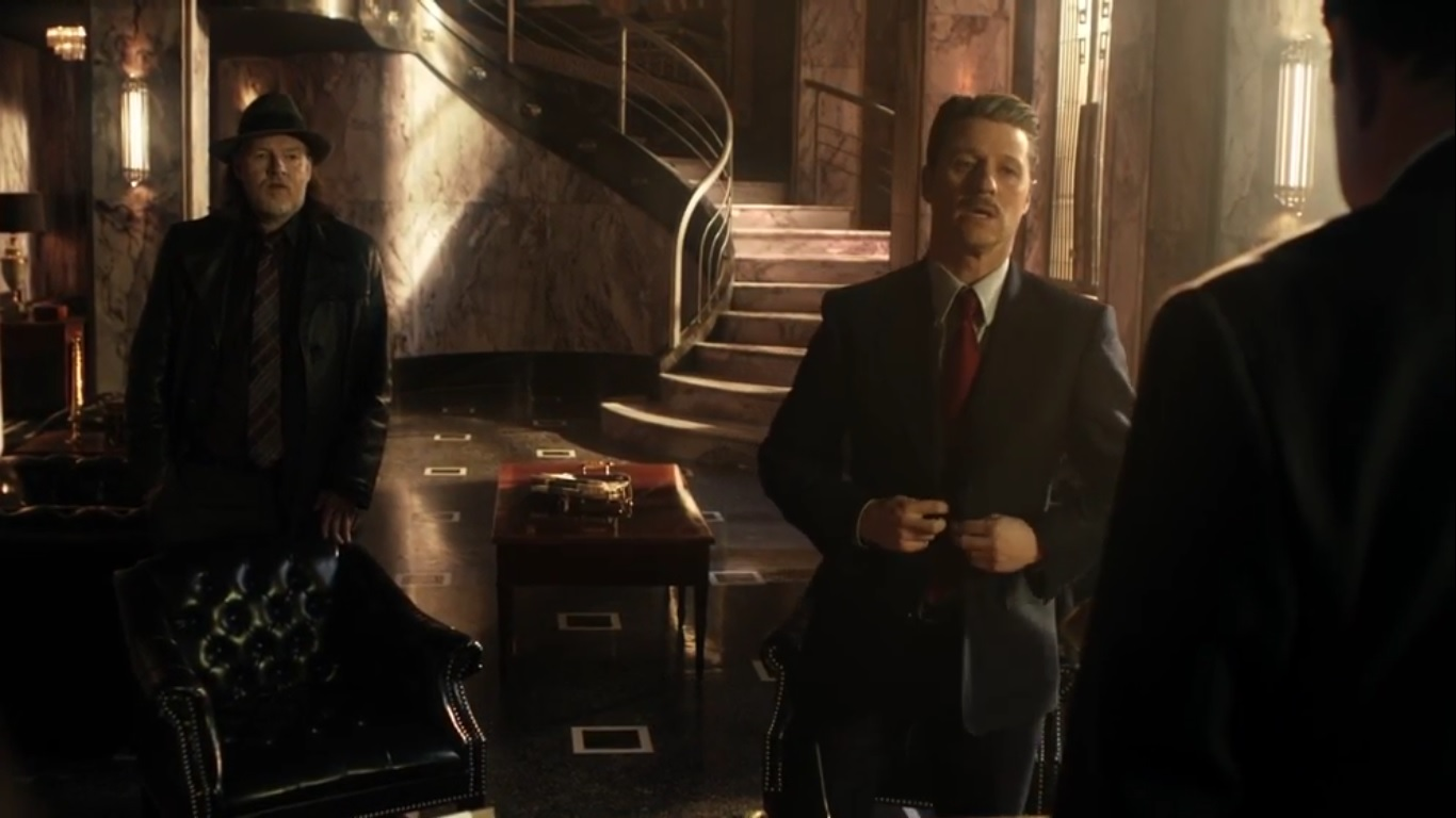 Image result for gotham the beginning