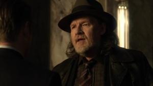The Beginning- Harvey and Jim talk about Bruce Wayne's return- Gotham, Fox