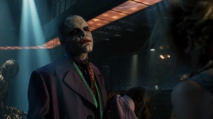 The Beginning- Jeremiah about to shoot and kill Ecco- Gotham, Fox