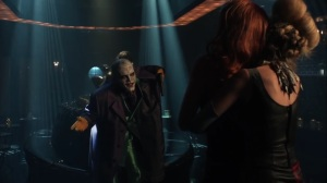 The Beginning- Jeremiah and Ecco get the drop on Barbara- Gotham, Fox