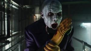 The Beginning- Jeremiah gets a bat-a-rang through the hand- Gotham, Fox