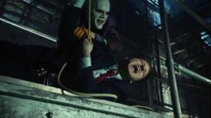 The Beginning- Jeremiah stabs Jim- Gotham, Fox