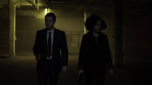 The Beginning- Jim and Harper find bodies at a gang's hideout- Gotham, Fox
