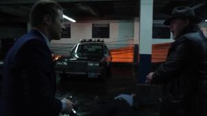 The Beginning- Jim asks Harvey if Jeremiah Valeska is behind the recent incidents- Gotham, Fox