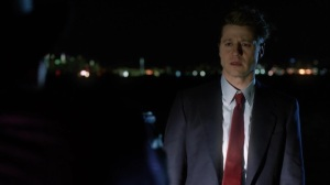 The Beginning- Jim at the pier with Oswald- Gotham, Fox