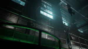 The Beginning- Jim confronts Jeremiah at Ace Chemicals- Gotham, Fox