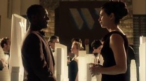 The Beginning- Leslie asks Lucius if he's seen Jim- Gotham, Fox