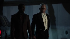 The Beginning- Lucius and Alfred talk about Bruce's new mission- Gotham, Fox