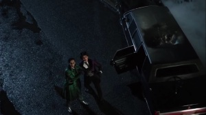 The Beginning- Penguin and Riddler spot something headed their way- Gotham, Fox
