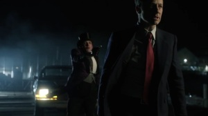 The Beginning- Penguin brings Jim to the pier- Gotham, Fox