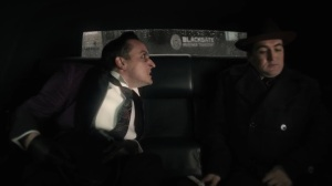 The Beginning- Penguin wants a reporter's hat and coat- Gotham, Fox