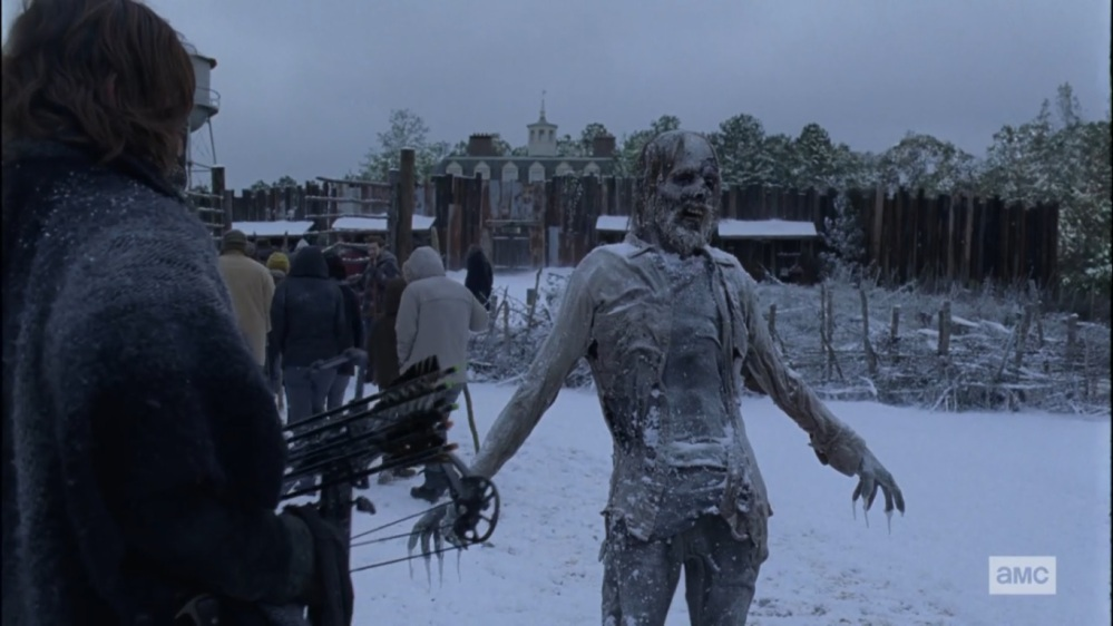 The Storm- Arriving at the Hilltop- AMC, The Walking Dead
