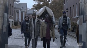 The Storm- Leaving the Kingdom- AMC, The Walking Dead
