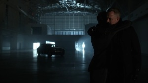 They Did What- Alfred and Bruce hug- Gotham, Fox