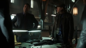 They Did What- Alvarez tells Jim that he tried contacting the Sirens' club- Gotham, Fox