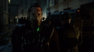 They Did What- Bane back to normal after his bat attack- Gotham, Fox