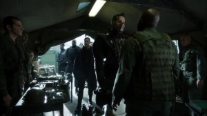 They Did What- Bane takes over the army- Gotham, Fox
