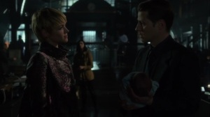 They Did What- Barbara comes up with a name for the baby- Gotham, Fox