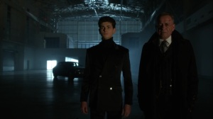 They Did What- Bruce and Alfred prepare to part ways- Gotham, Fox