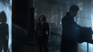 They Did What- Bruce and Selina at Wayne Enterprises- Gotham, Fox