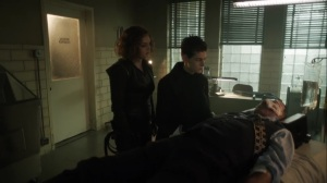 They Did What- Bruce tells Selina that he blames himself for Alfred's injury- Gotham, Fox
