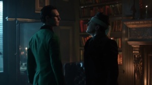 They Did What- Ed and Oswald decide to get to work- Gotham, Fox