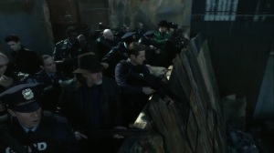 They Did What- GCPD ready to defend the city- Gotham, Fox